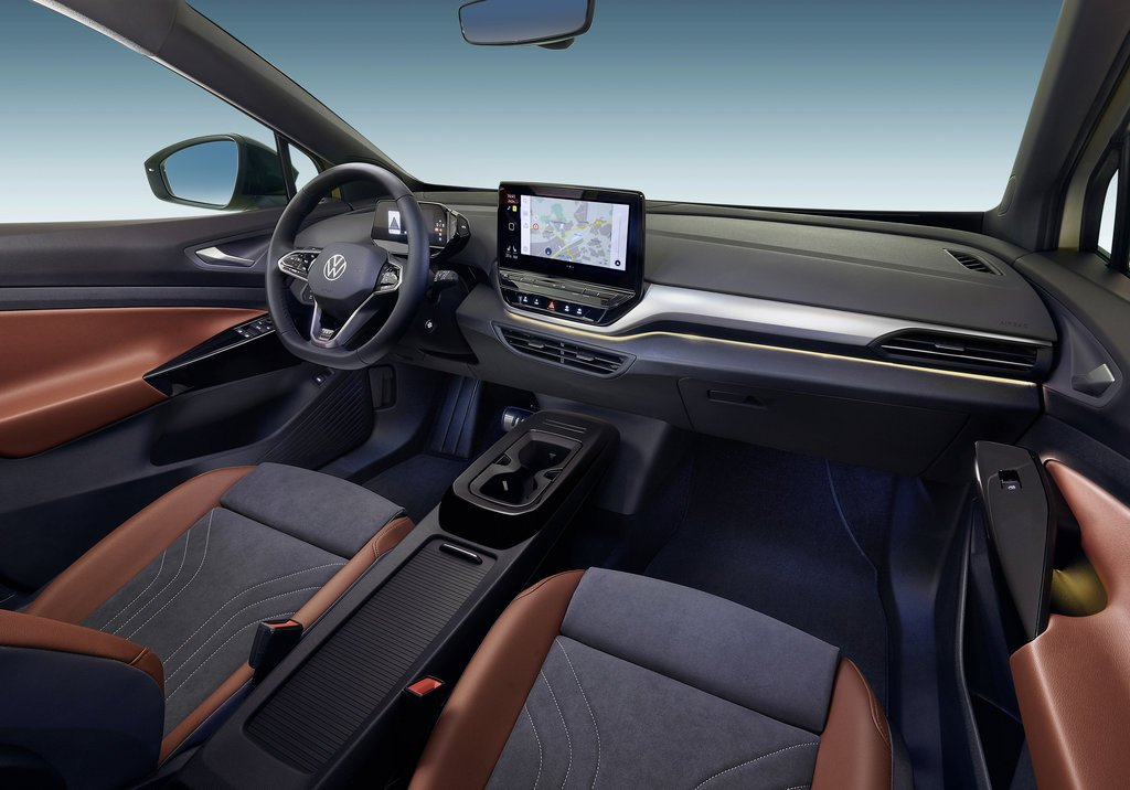 Inside the new Volkswagen ID.4