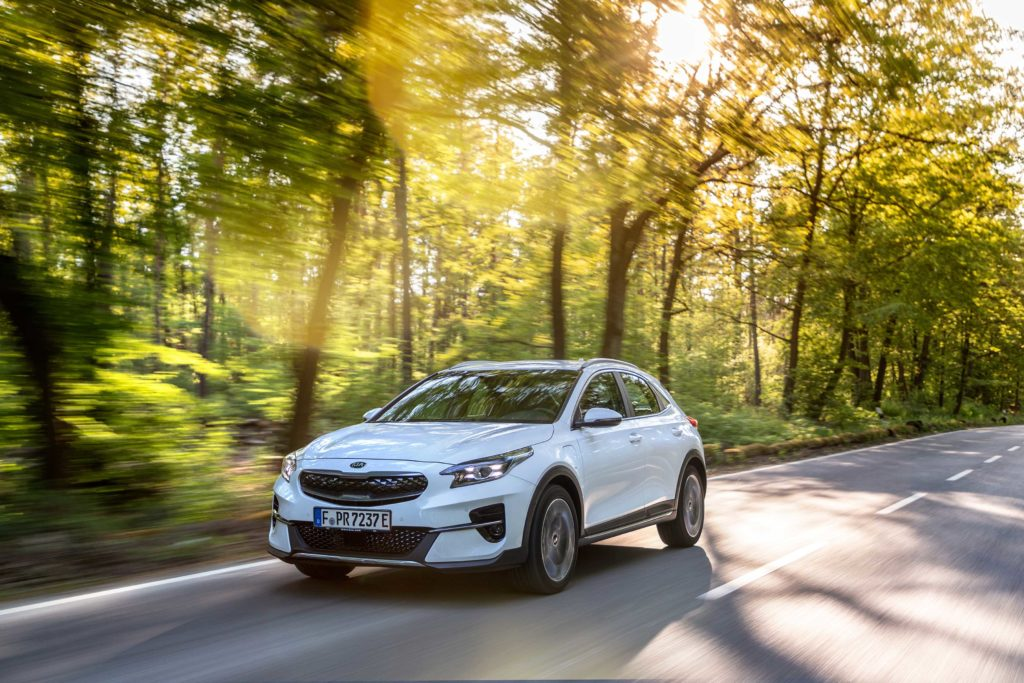 The Kia XCeed PHEV offers buyers a fuel sipping hybrid crossover
