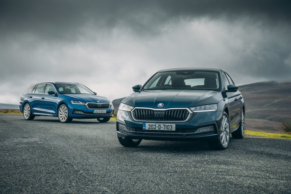 The new Skoda Octavia range has arrived in Ireland!