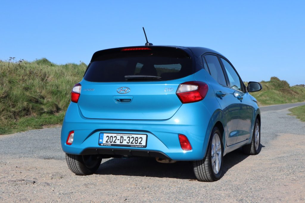 The new i10 goes on sale from €14,800 in Ireland