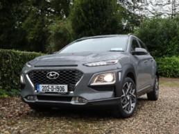 The new Hyundai Kona Hybrid