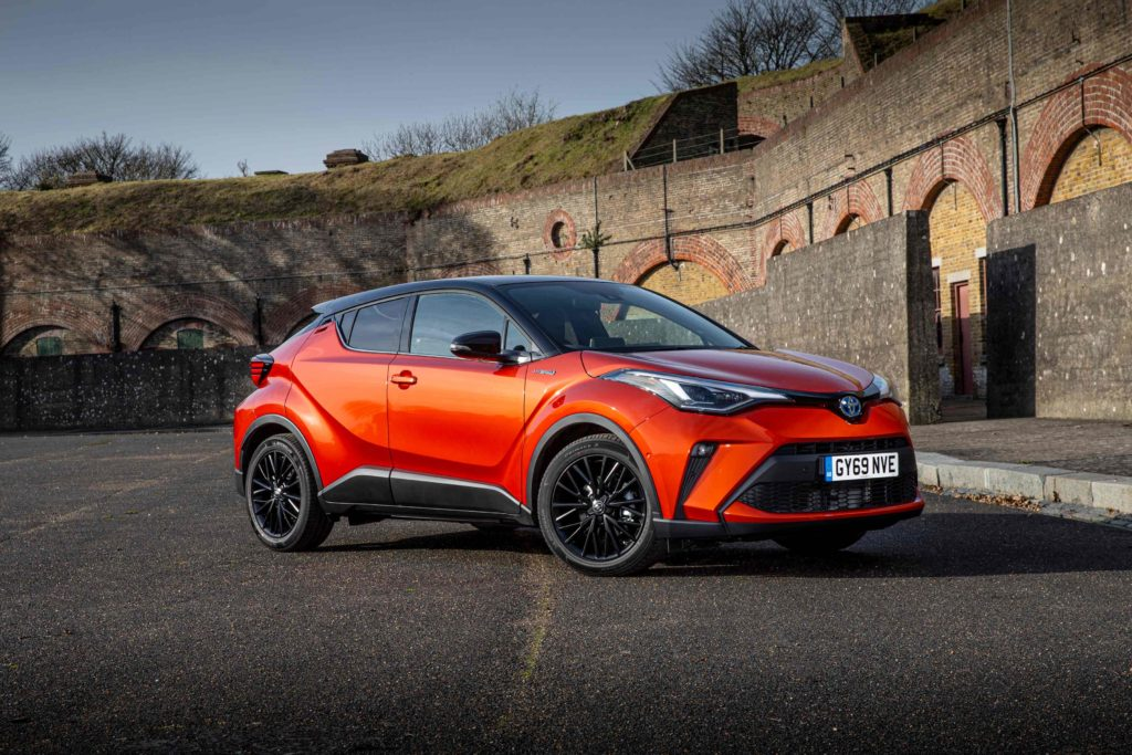 The C-HR is now available with a 2.0-litre hybrid powertrain with more power and performance