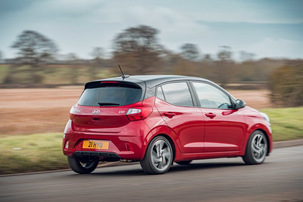 Plenty of small car charm to be found in the new i10