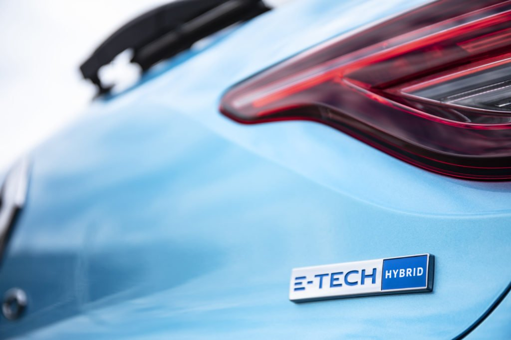 The Clio will be offered as a hybrid for the first time, along with plug-in hybrid versions of the popular Captur and Mégane