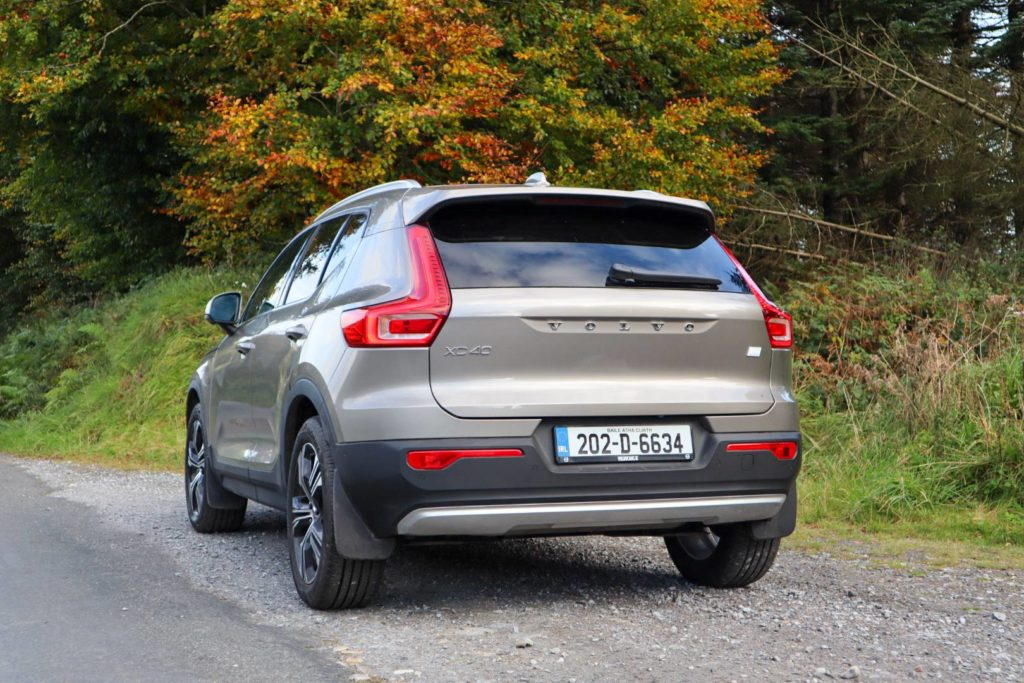 New Volvo XC40 T5 available from about €47,700 after grants and VRT relief