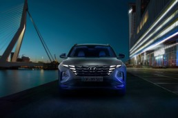 The new Hyundai Tucson now on sale in Ireland