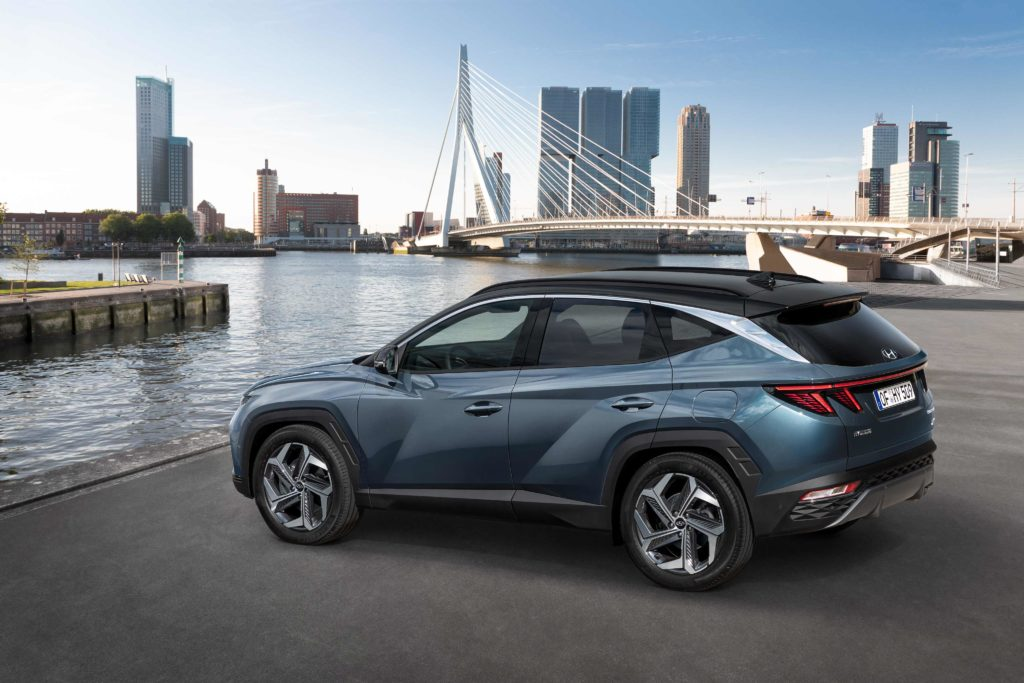Tucson on sale in Ireland from €32,495