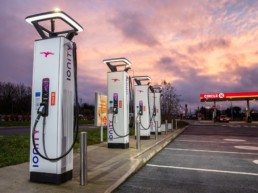 New IONITY rapid charging station opens at Circle K Kill South on the N7