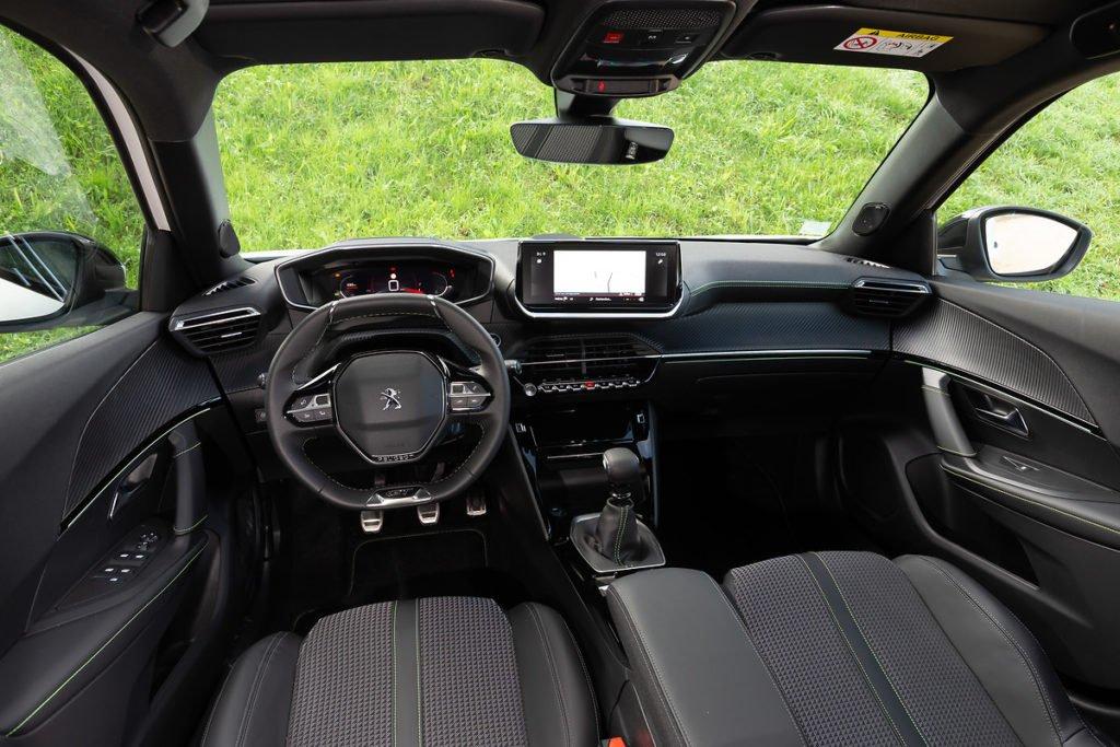 Inside the new Peugeot 2008