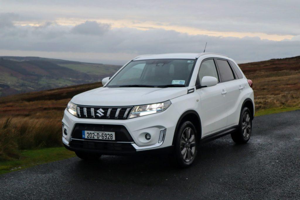The latest Suzuki Vitara on test for Changing Lanes!