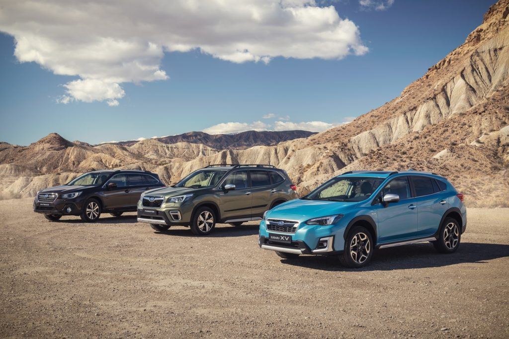 Subaru encourages more online sales with new website