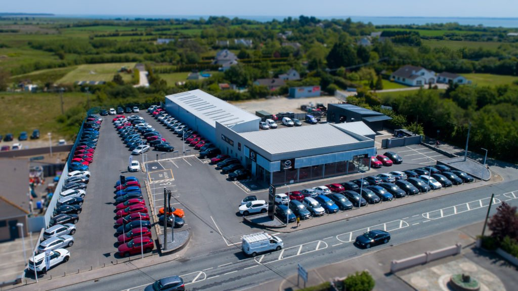 Trinity Motor Group offers a modern automotive retail experience and service centre just outside Wexford Town
