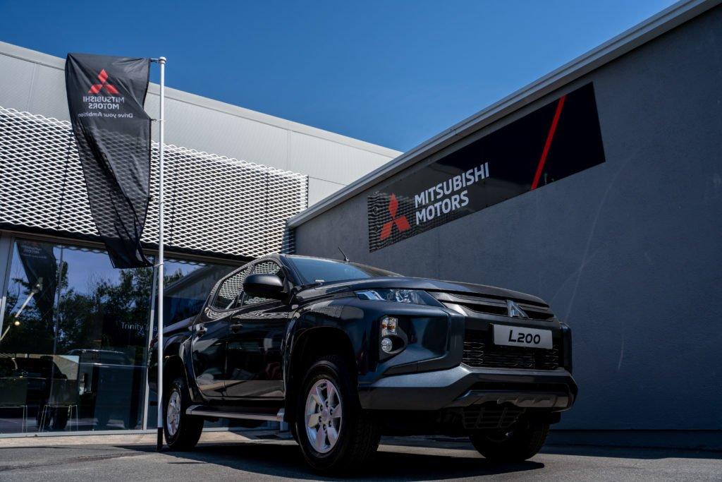 The Mitsubishi L200, another worthy vehicle in the Trinity Motors portfolio!