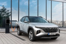 The most exciting new model at Hyundai is the new Tucson, with a plug-in hybrid to join in 2021