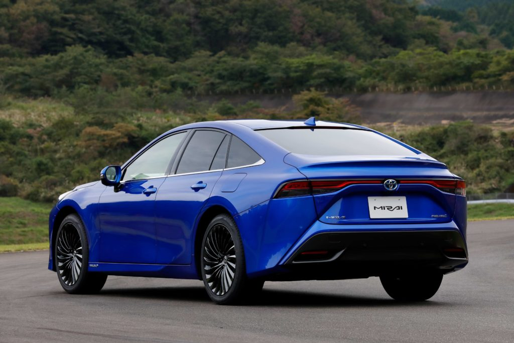Exciting developments in hydrogen mobility from Toyota