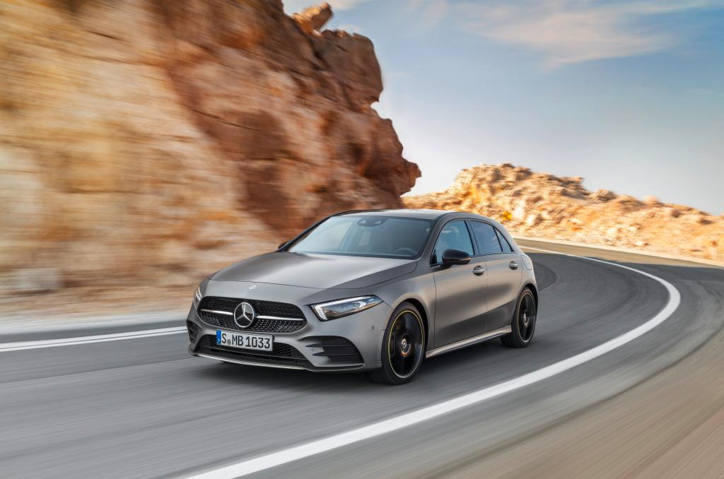 The new Mercedes-Benz A-Class is on sale in Ireland in 2021 priced from €31,080