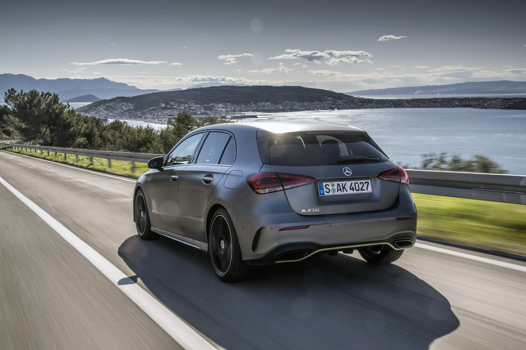 Mercedes-Benz will add a plug-in hybrid to the A-Class range in 2021