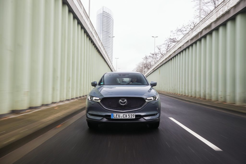 The 2021 Mazda CX-5 is on the way to Ireland this spring!