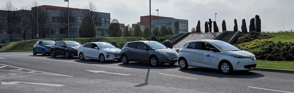 The Irish EV Owners Association holds events throughout the year for members