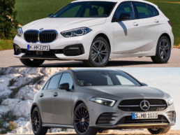 The BMW 1 Series vs Mercedes-Benz A-Class: which is better?