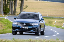 The 2021 Volkswagen Tiguan is available to order now in Ireland