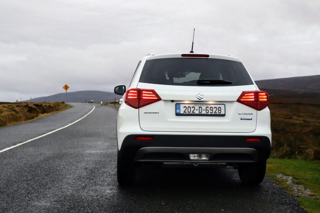New Vitara Hybrid range on sale from €23,230 in Ireland