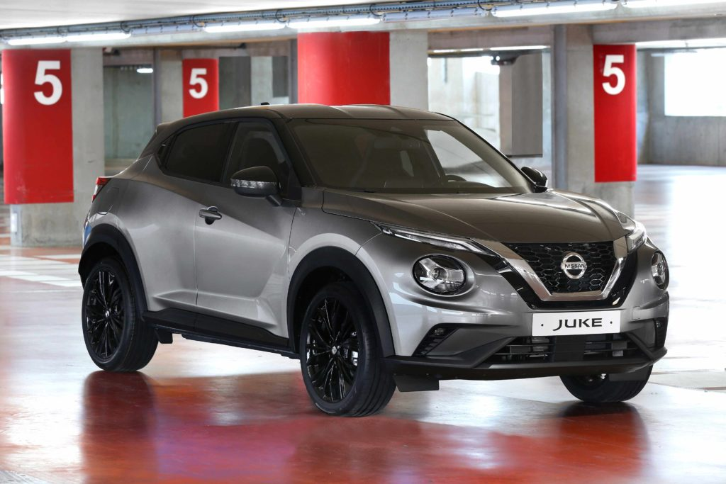 The new Nissan Juke Enigma!