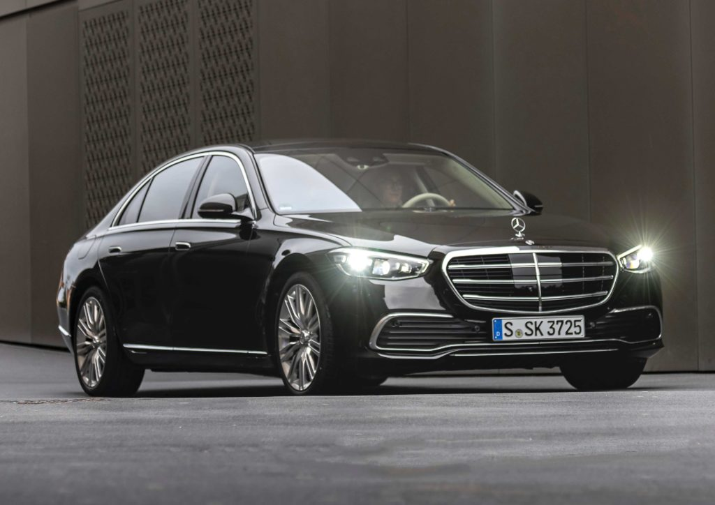 The 2021 Mercedes-Benz S-Class has arrived in Ireland
