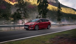 The new Ford S-MAX Hybrid will go on sale in Ireland in 2021
