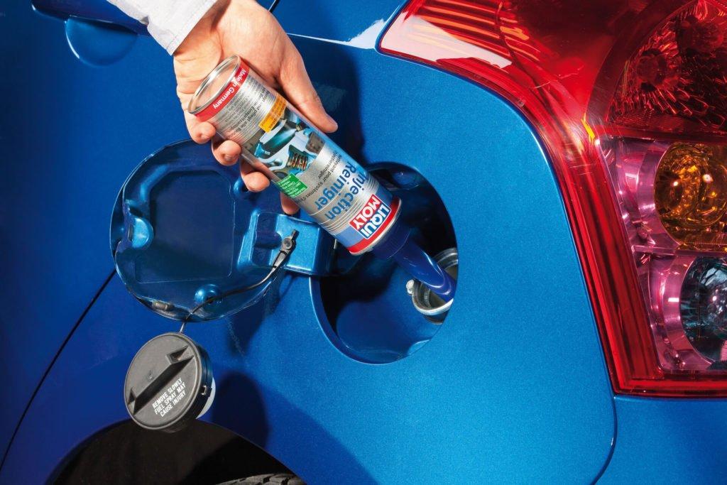 LIQUI MOLY also produces a range of additives