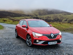 The 2021 Renault Mégane on test for Changing Lanes!