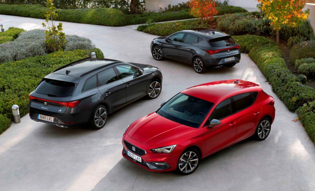 The new SEAT Leon e-Hybrid range is now on sale in Ireland