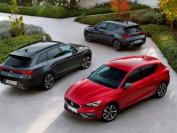 The new SEAT Leon e-Hybrid range is now on sale in Ireland