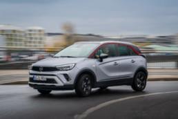 The new Opel Crossland on sale in Ireland now