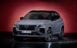 The Hyundai Tucson regains its crown as Ireland's bestselling car in 2021