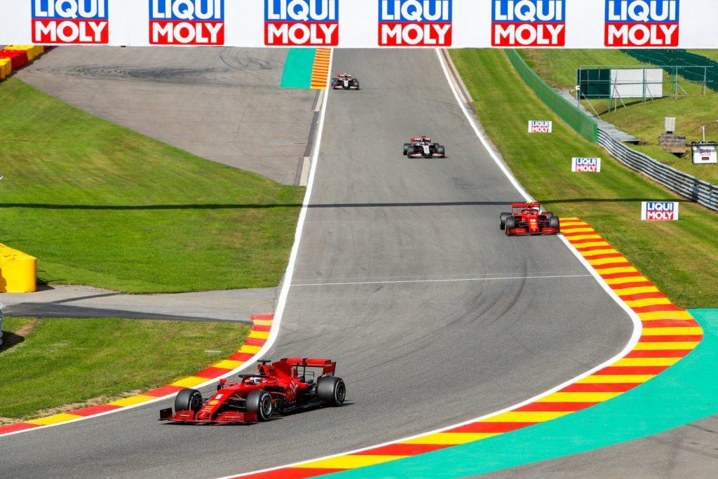 LIQUI MOLY reaches audiences through high profile sponsorships like Formula 1