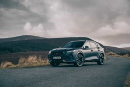 The 2021 Cupra Formentor has arrived in Ireland