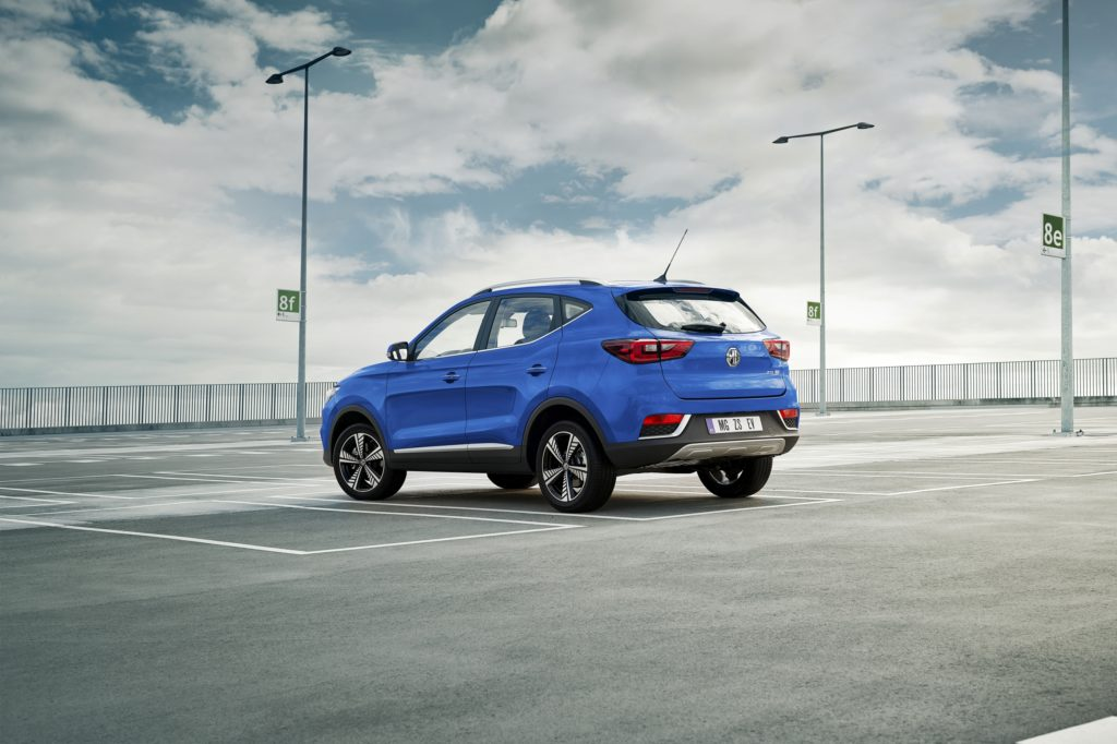 The MG ZS EV gets the MG brand off to a great start in Ireland