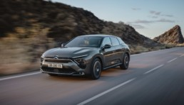 The new Citroën C5 X will arrive in Ireland in early 2022