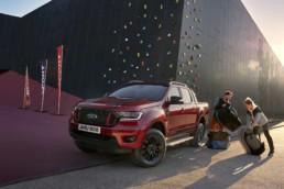 The new Ford Ranger Stormtrak