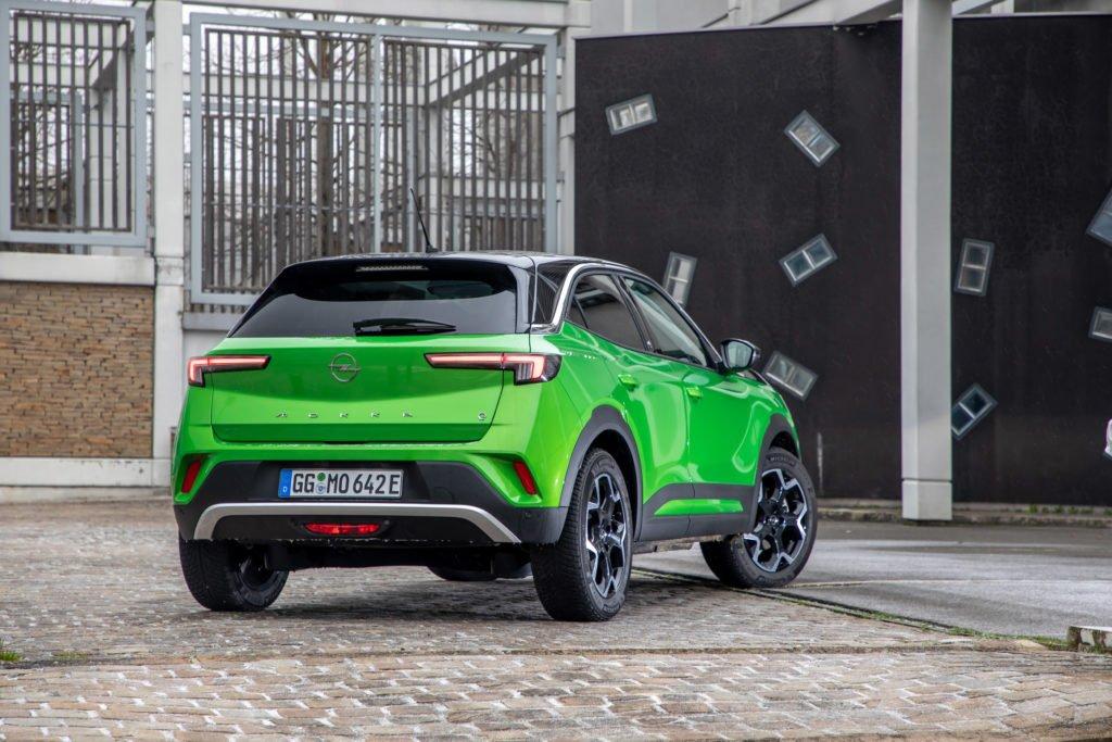 The new Opel Mokka on sale now in Ireland