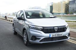 The 2021 Dacia Sandero has arrived in Ireland!