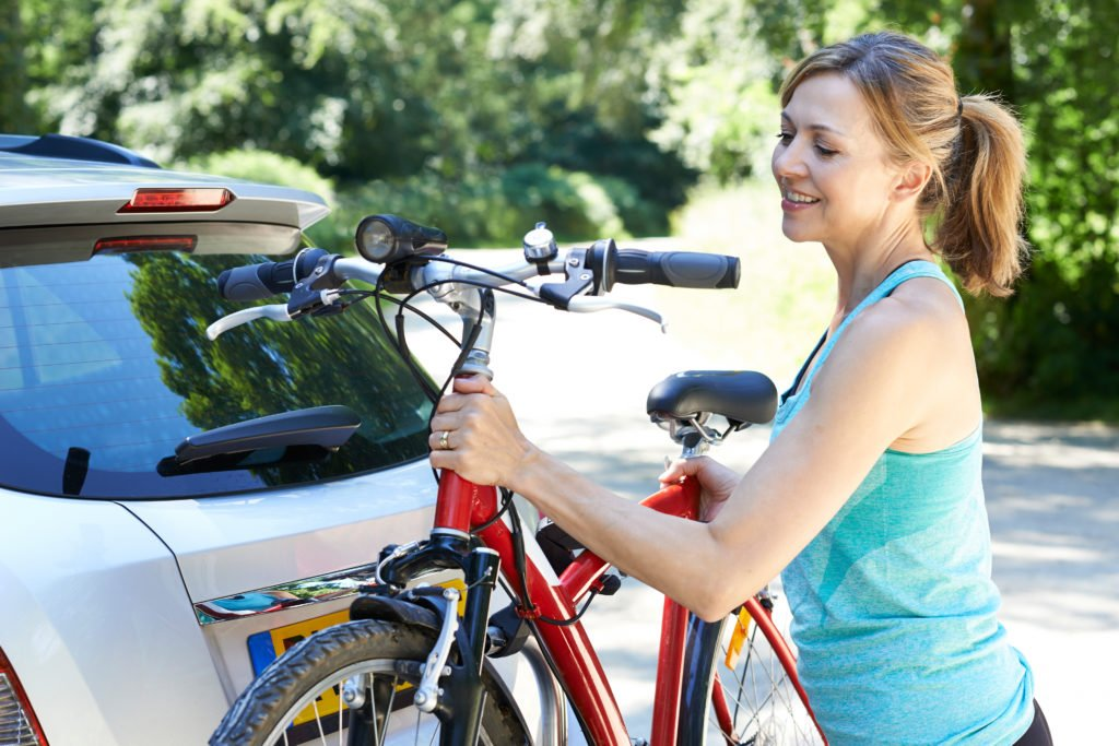 Cycling is a fun, free and healthy family activity