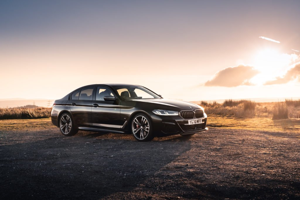 The BMW 5 Series has been updated for 2021