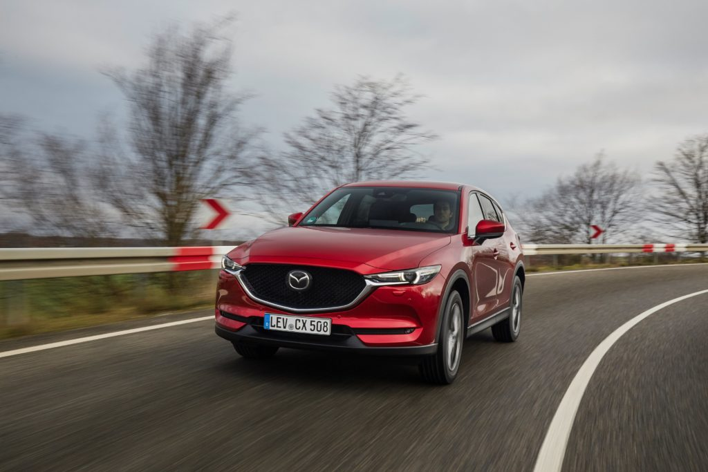 Gorgeous, comfortable, practical - it's the Mazda CX-5!