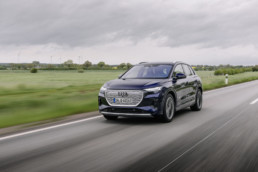 The new Audi Q4 e-tron is now on sale in Ireland