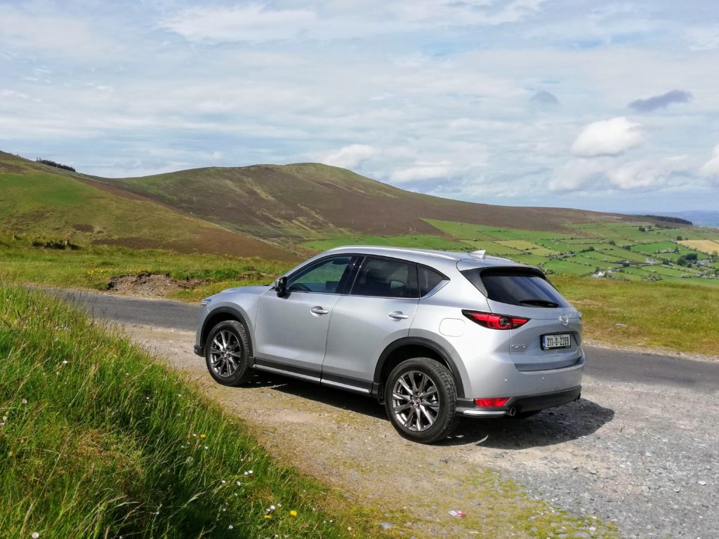The CX-5 range has been updated for 2021