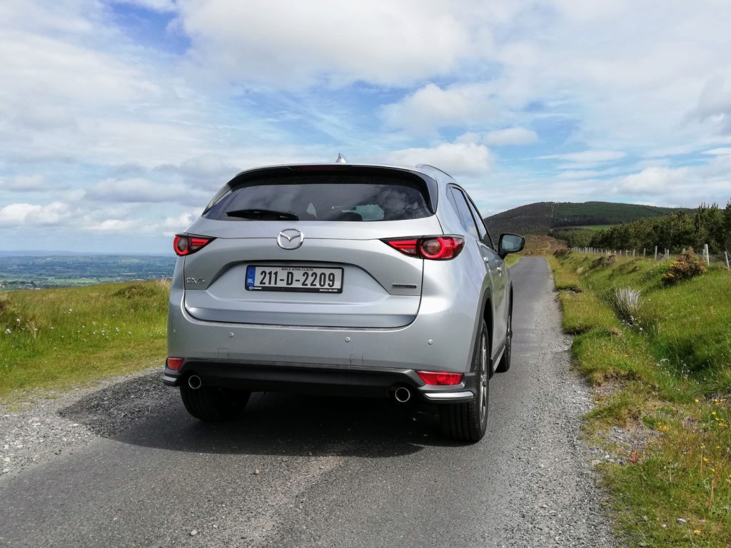 The 2021 Mazda CX-5 range goes on sale priced from €34,345
