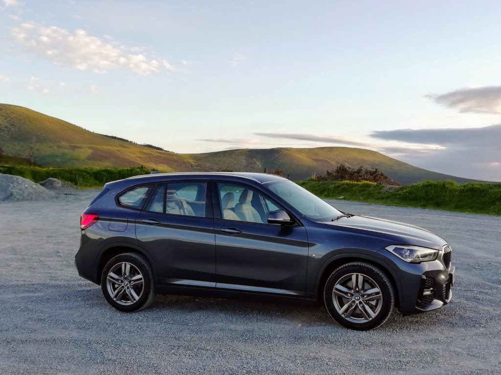 The new BMW X1 PHEV uses a 1.5-litre petrol engine, battery and electric motor