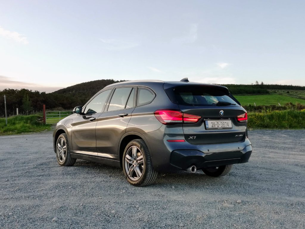 The X1 is a practical compact SUV with plug-in hybrid power
